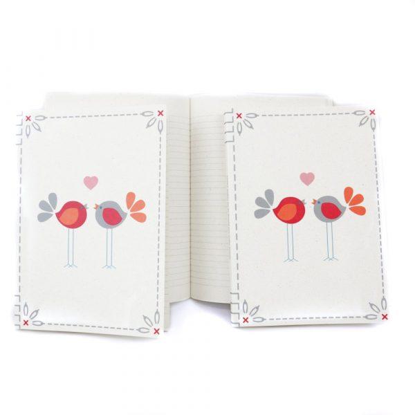 Notebook Vibregrass