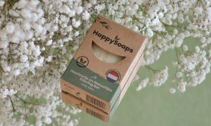Planeetvriendelijke producten SpringBox scheergel HappySoaps