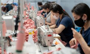 fast fashion merken fabriek