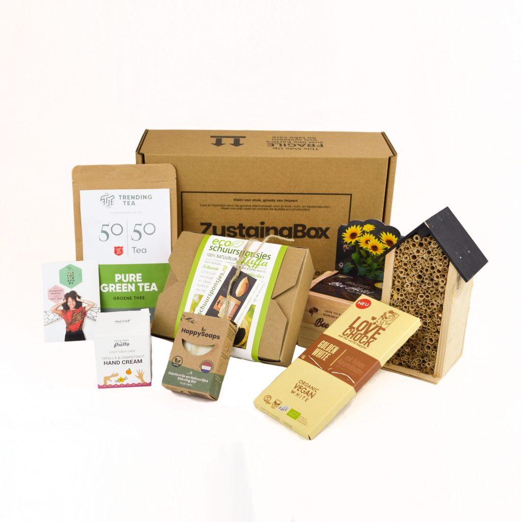 SpringBox planeetvriendelijke producten