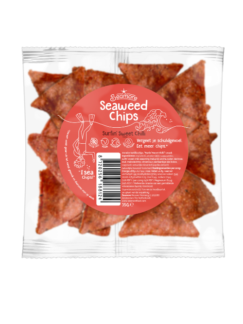 Spicey Sea Sweet Chilie snack
