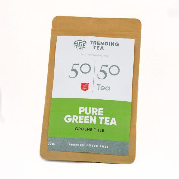 fairtrade groene thee Trending Tea