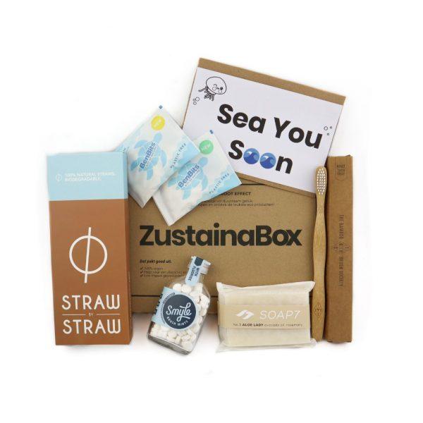 Kerst Expeditie Box (duurzaam kerstpakket) - Zustainabox