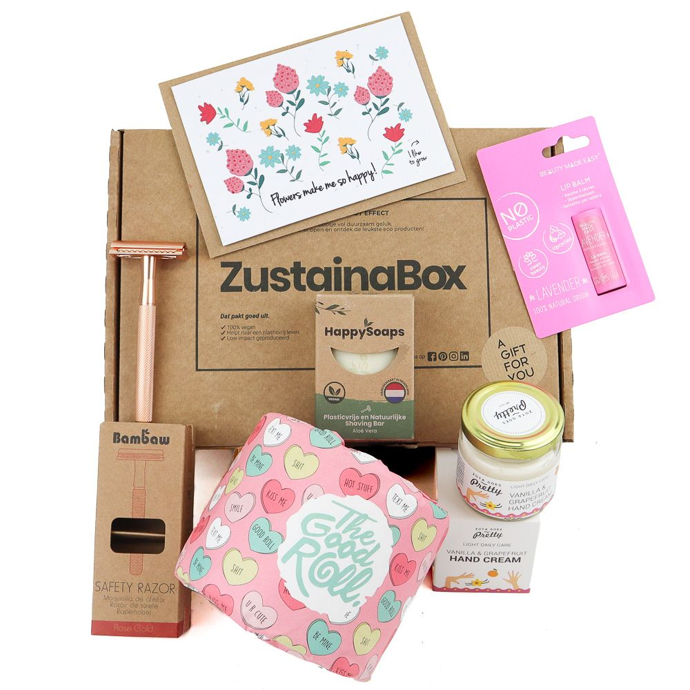 Luxe Eco GiftBox voor haar