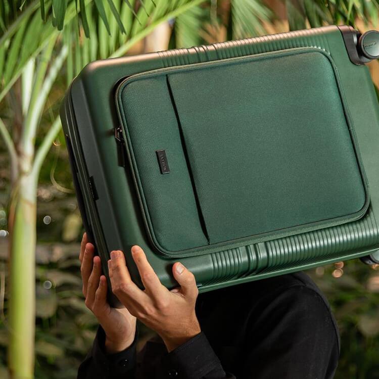 Duurzame koffers merken