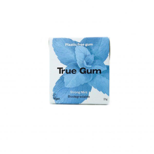 True gum strong mint