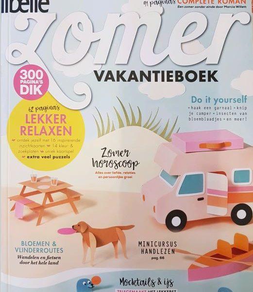 Libelle Zomer vakantieboek 2021 bijgewerkt