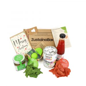 DIY Nacho KerstBox - Zustainabox