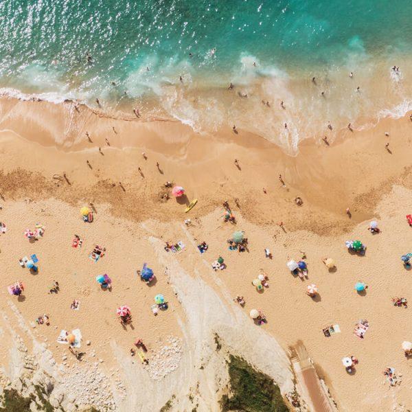 duurzaam dagje strand