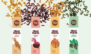 Groentepasta VeggiHap packshots