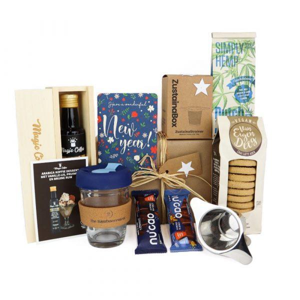 Kerst DessertBox (duurzaam kerstpakket) - Zustainabox