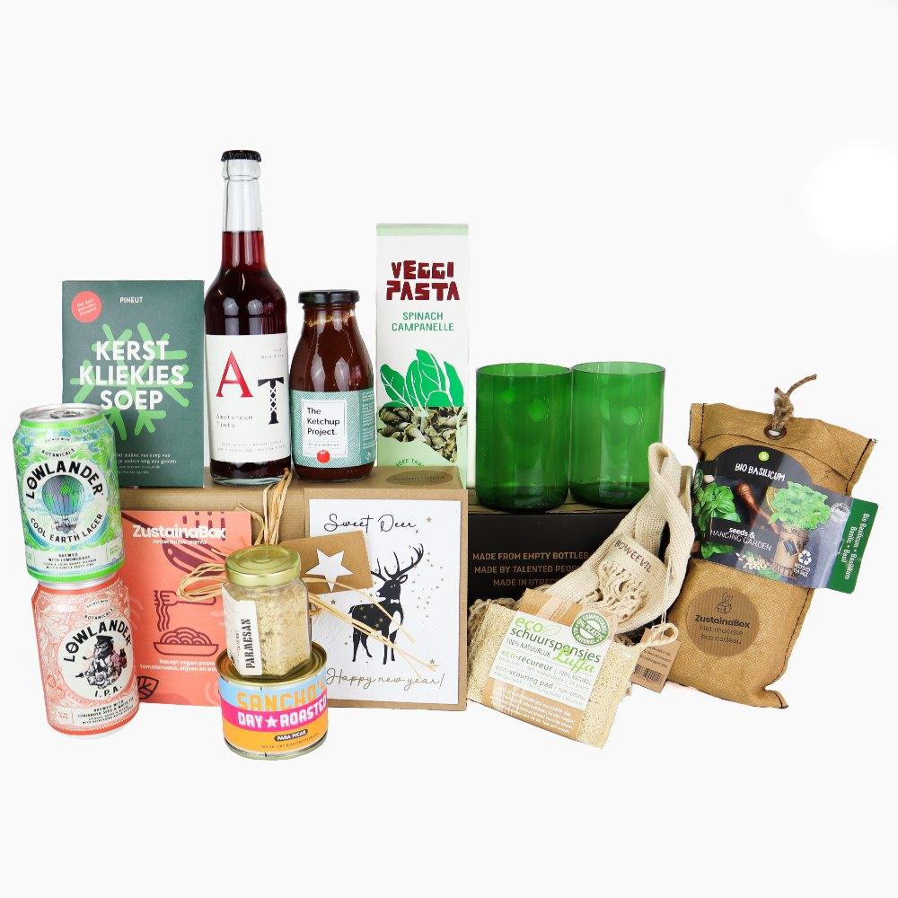 Kerstige KookBox (duurzaam kerstpakket) - Zustainabox