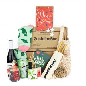 KerstSok Box (duurzaam kerstpakket) - Zustainabox