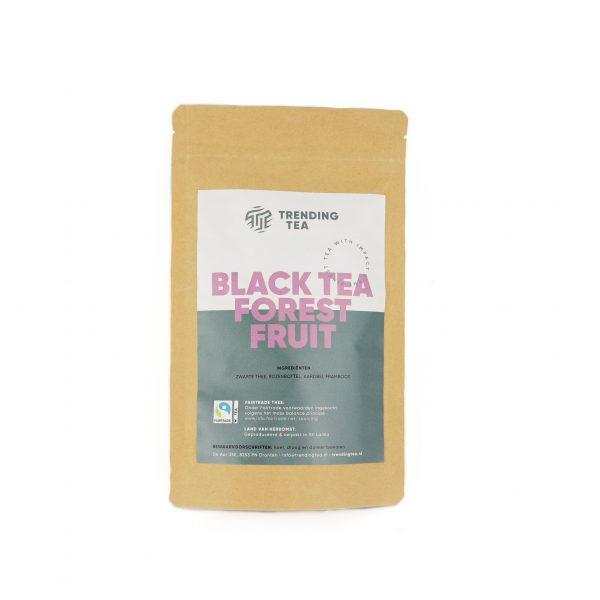 natuurlijke thee van trending tea
