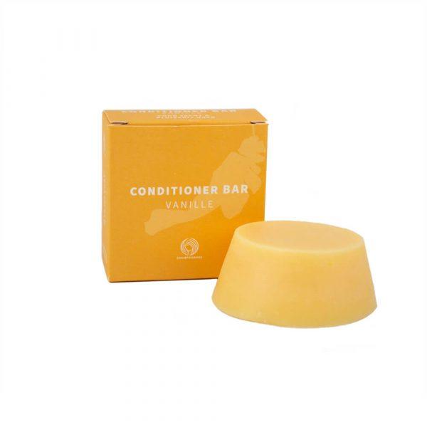 Milieuvriendelijke conditioner Bar Shampoobars Vanille