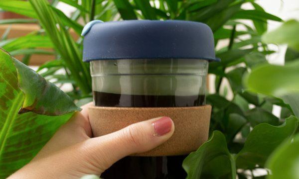 herbruikbare koffiebeker 1
