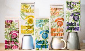 Dutch Harvest assortiment duurzame bio thee
