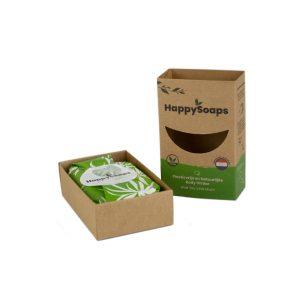 Natuurlijke body oil bar HappySoaps